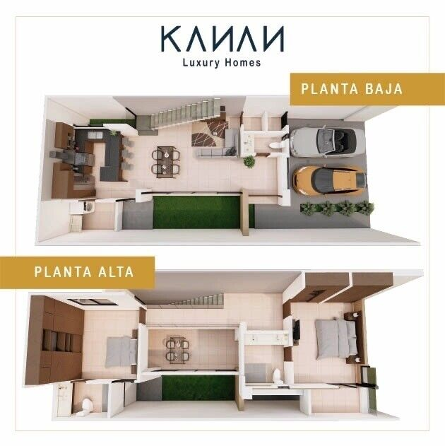 Privada Kanan casas en venta Temozòn Norte
