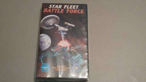 Star Fleet Battle Force Card Game