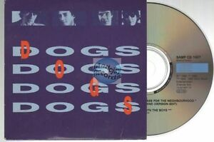 Dogs-Mr-Collector-CD-PROMO-card-sleeve