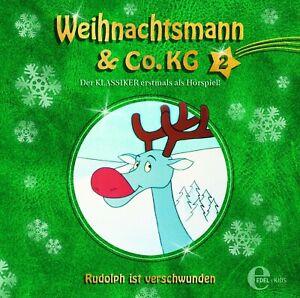WEIHNACHTSMANN-amp-CO-KG-VOL-2-ORIG-HORSPIEL-RUDOLPH-IST-VERSCHWUNDEN-CD-NEW