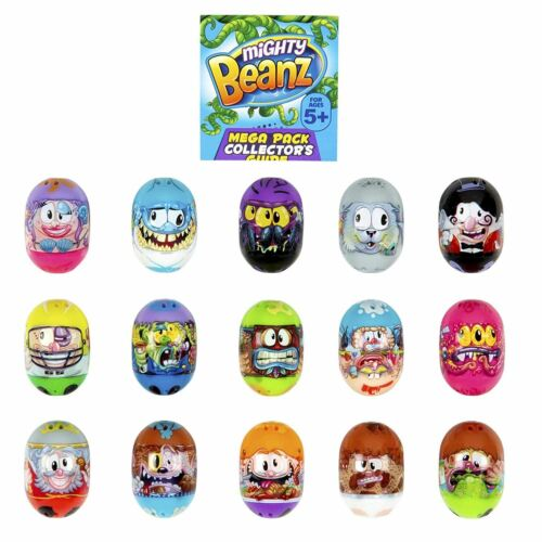 Mighty Beanz 15 Haricot Mega Collectors Pack série 1