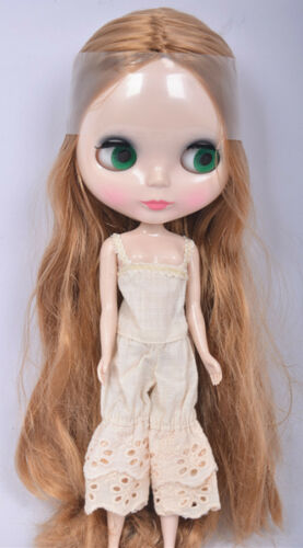 "Takara 12/"" Neo Blythe Long Hair Nude Doll  from Factory TBO229 M11"