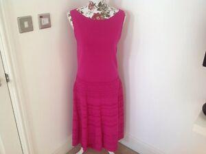 Ralph-Lauren-Pink-Dress-Size-XL-BNWT