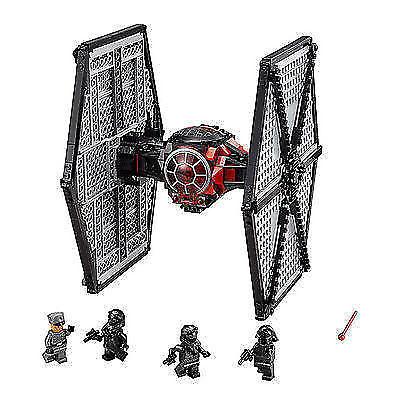 STAR WARS 75101 building blocks THE FORCE AWAKENS Tie Fighter Kid Boys gift toys