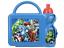 COMBO-Set-TIFFIN-Pranzo-Sandwich-Box-Sports-WATER-Scuola-Viaggio-Picnic-Bambini-3-y miniatura 14