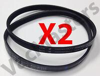Genuine Turbocat Zoom Replacement Belt - 2/pk, Fits All Zoom, Ex & Pro