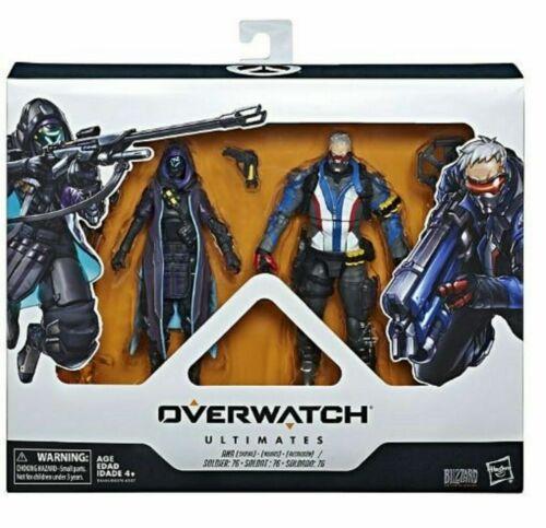 "Overwatch Ultimates Ana soldat 6/"" Action Figure"