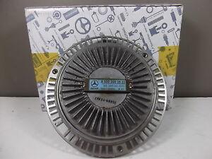 GENUINE-MERCEDES-BENZ-MB-VAN-MB100-amp-MB140-2-3L-PETROL-ALL-MODEL-CLUTCH-FAN-ASSY