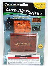 NEW Technozone SX-600-20 Auto Air Purifier Car Scent Cleaner ionic ozone ionizer