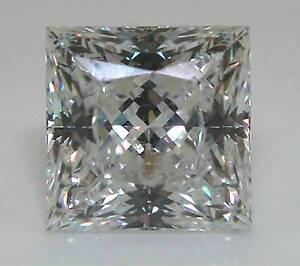 Princess Cut Loose Lannyte If D Color Lab Created Diamond