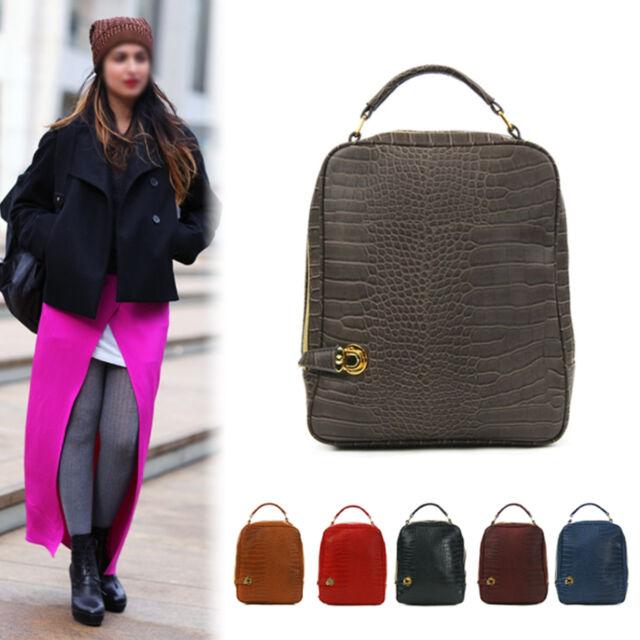New Korean Fashion Backpack Women Tote Messenger Handbag Bag Satchel School bags