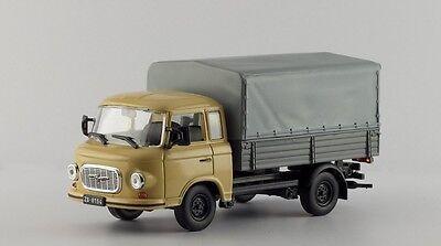 IXO//IST BARKAS B 1000 HP 1976 NEU -- 1//43 NEW