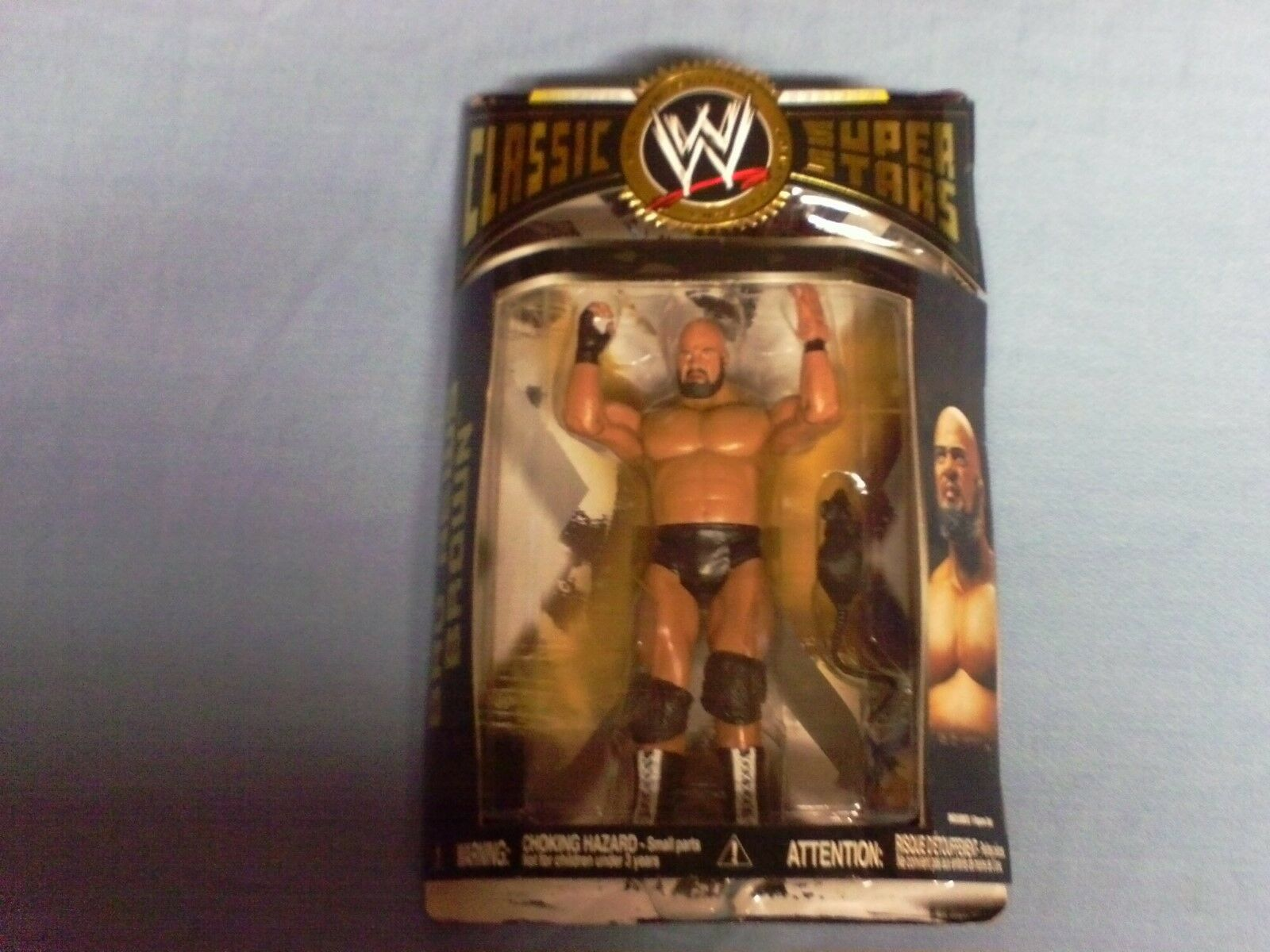 WWE CLASSIC SUPERSTARS BAD NEWS BROWN