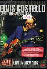 Elvis Costello Club Date:Live In Memphis  DVD  Neu!