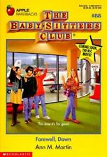 Farewell, Dawn (The Baby-Sitters Club, No. 88), Martin, Ann M., 0590228722, Book