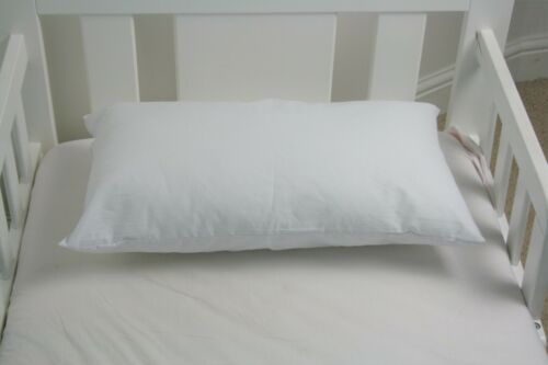 Nursery Baby Toddler Junior New Cot Bed Pillow Anti Allergy Hollowfiber Pillows