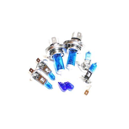 Vauxhall Carlton MK3 100w Super White Xenon High//Low//Fog//Side Headlight Bulbs