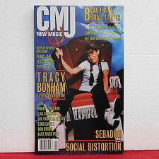Tracy Bonham CMJ New Music Magazine Pearl Jam Les Claypool Sebadoh October 1996!