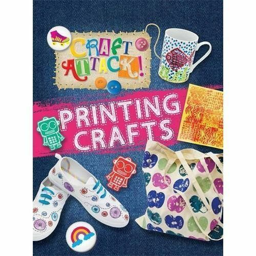 1 of 1 - Lim, Annalees, Printing Crafts (Craft Attack), Very Good Book