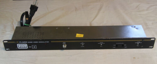 Inc PLM55 Audio Video Modulator Select Unit from Channel Menu 1 X Pico Macom
