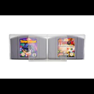 10-x-GP4-N64-Game-Cart-Cartridge-Protectors-for-Nintendo-0-4mm-PET-Case