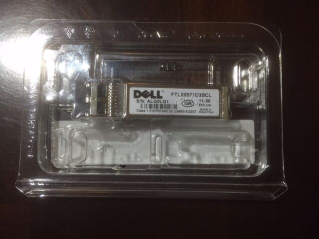 Compatible 519N7 SFP 10GBase-SR 300m for Dell PowerEdge R715