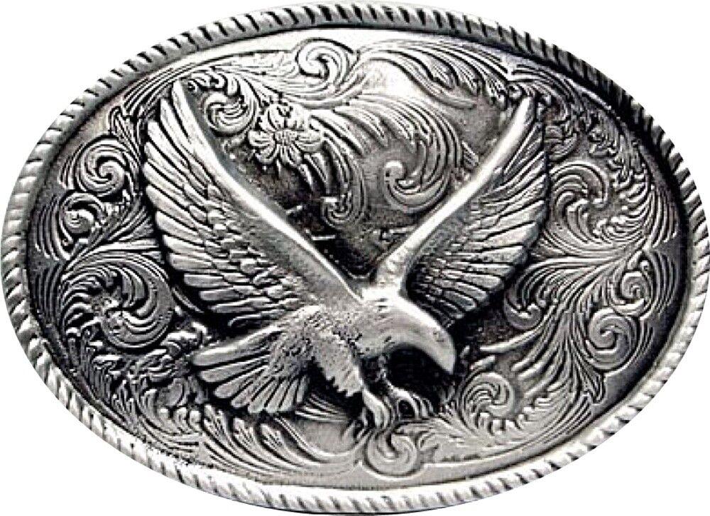 Belt Buckle Buckle Flying Eagle Eagles LICENSED