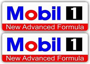 Mobil-1-Oil-Racing-Decal-Gas-Car-truck-Bumper-Window-Sticker-atv-Race-Drag-UTV