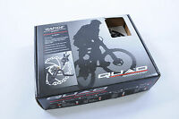 QUAD RAPIDE BIKE 1.2 HYDRAULIC DISC BRAKE FRONT SET 203mm ROTOR DHILL 50% OFF