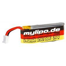 MyLipo Lipoly 240mAh 3,7V 25C/50C BLADE mcp x / nano QX 3D! Der Tuning Lipo!