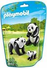 Playmobil 6652 City Life Zoo Panda Family