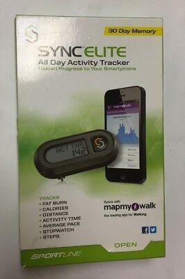 Sync Elite All Day Activity Tracker 30 Jour Mémoire