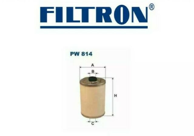 Filtron pour MERCEDES 609 T2 4.0D Filtre à carburant 86 To 94 etc Top Qualité OE Spec