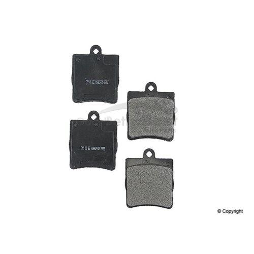 New Meyle Semi Metallic Disc Brake Pad Set Rear 7647D779PMQ 0034202720