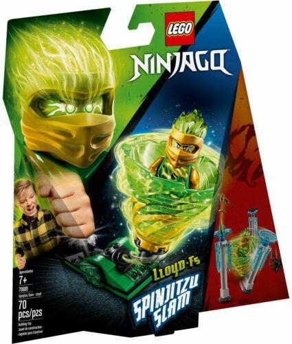 Lego 70681 Ninjago Spinjitzu Slam-Lloyd