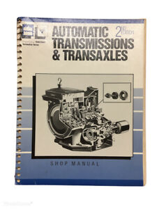 Automotive Getriebe & Transaxles 2nd Edition Shop Manuell Auto Handbook