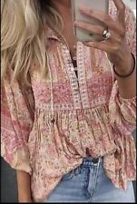 Spell Poinciana Blouse, Size S, Perfect Condition