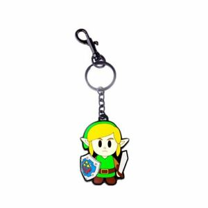 La-Leyenda-de-Zelda-Link-039-s-Awakening-Llavero-Nintendo-Llavero-De-Metal