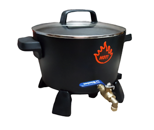 Melting Pot X Large Wax Melter Candle Making With Spout Electric Ebay You'll find new or used products in wax melts home fragrances on ebay. details about melting pot x large wax melter candle making with spout electric