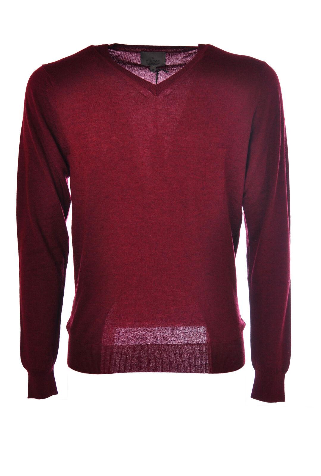 Diktat  -  Sweaters - Male - ROT - 2808330N173607
