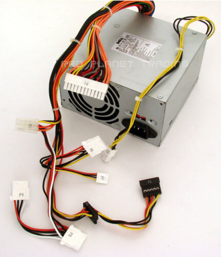 Genuine DELL 250W Optiplex GX280 Power Supply Unit U4714 NPS-250KB C W4827 D6369