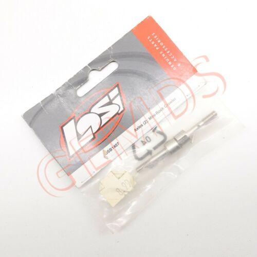 Losi Axles 2 Mini Crawler LOSB1407 NIP