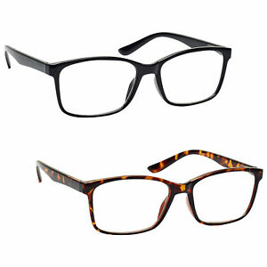 b80fea53def Image is loading UV-Reader-Reading-Glasses-Large-Designer-Style-Mens