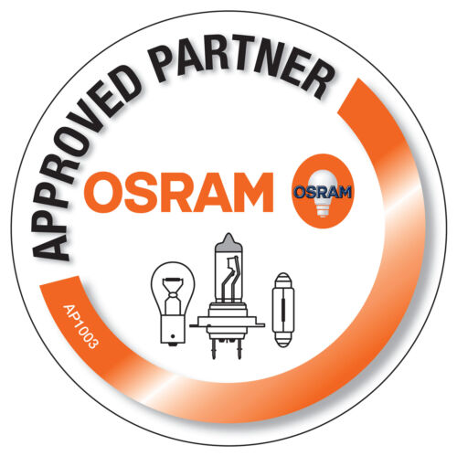 Osram 10W 265 Festoon Interior Bulbs SV8.5-8 6411-02B Standard upgrade