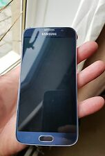 SAMSUNG GALAXY S6 32GB on o2 (requires new digitizer screen and back glass)