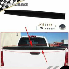 Tailgate Cap Protector Molding 2003 2009 25003500 For 2002 2008 Dodge Ram 1500 Fits 2008 Dodge Ram 3500