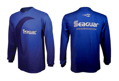 "Seaguar /""Always The Best/"" Long Sleeve T-Shirt Long Sleeve Fishing Shirt"