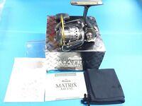 Pinnacle Matrix Mtf30 Spinning Fishing Reel 7 Bearing System