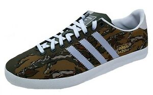 ADIDAS GAZELLE OG UK 10 Navy Rare Deadstock Trainers Shoes