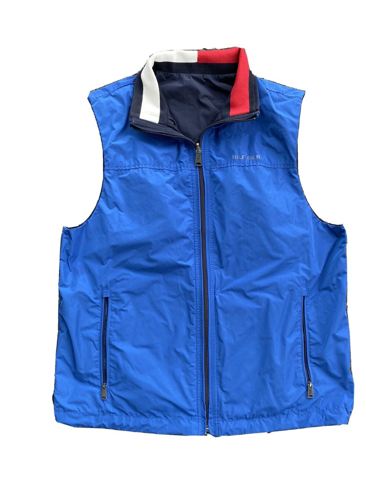 Tommy Hilfiger Lightweight Sleeveless Jacket Oute… - image 1